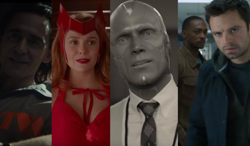 Marvel divulga primeiras cenas das séries que vêm por aí