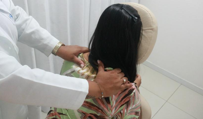 Shiatsu para relaxar: massagem é destaque na Sr.Pé