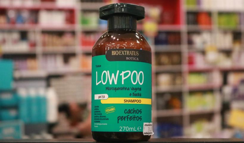 Shampoos Low Poo para manter os fios ruivos