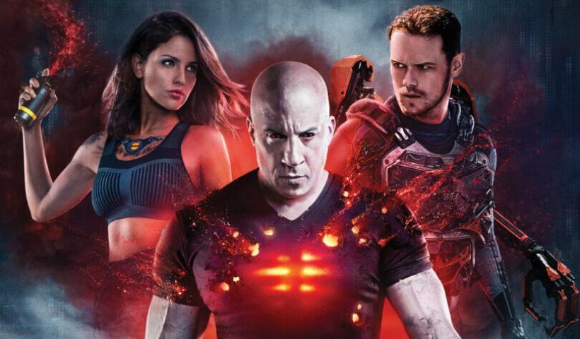 "Sony Pictures divulga novo teaser de ""Bloodshot"""