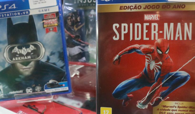 Geek Gamer apresenta 4 jogos para quem é fã de heróis