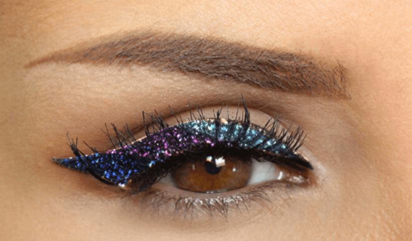 Make de Carnaval: delineador adesivo é a dica para os olhos