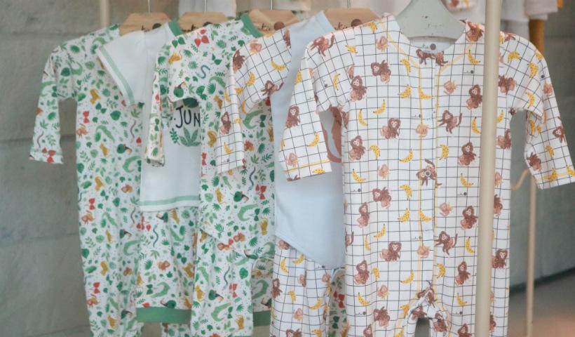 Pijamas infantis da Cookie Dreams são novidade na Gaspar