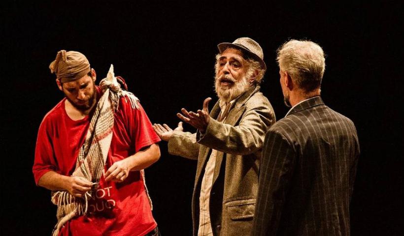 """Teatro RioMar recebe a peça """"Vendedor de Sonhos"""" em abril"""