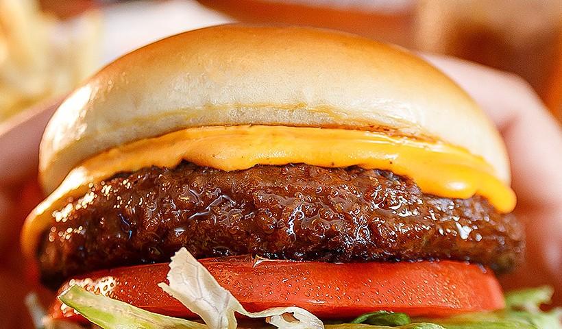 Hambúrguer 100% vegetal é novidade no Outback