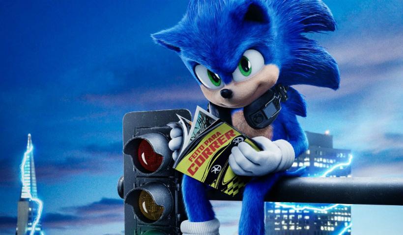 """""""Sonic: O filme"""" dentre as estreias da semana"""