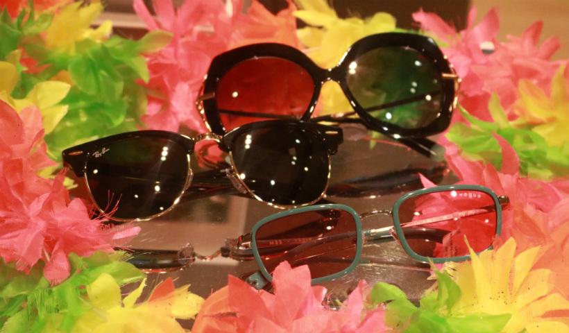 Sunglass Hut destaca modelos de óculos para usar no Carnaval
