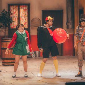 Chaves e sua vila chegam ao Teatro RioMar em março