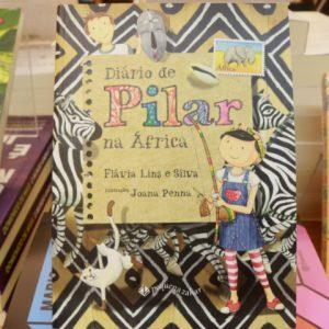"""Coleção """"Diário de Pilar"""" para estimular a leitura dos pequenos"""