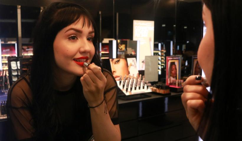Makes, perfumes e brindes de beleza na Semana do Consumidor