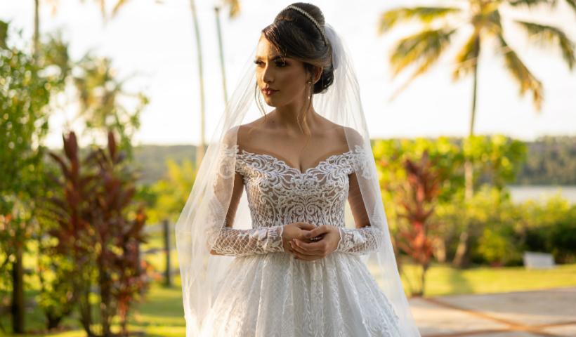 50% de desconto para as noivas na Vert Sophistiqué