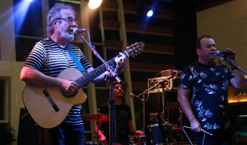 Quinteto Violado marca véspera da Data Magna no RioMar