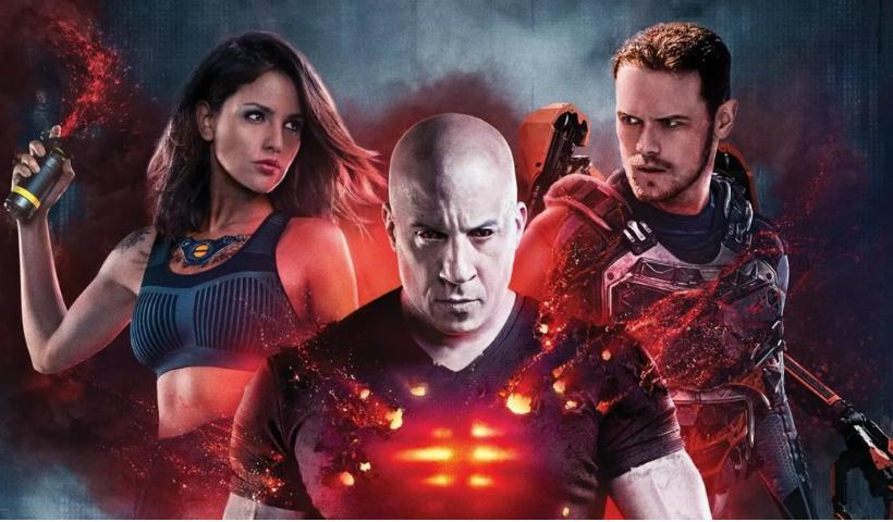 """Bloodshot"" estreia e traz Vin Diesel às telonas do Cinemark"