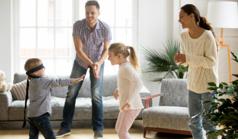 10 brincadeiras do seu tempo para ensinar às crianças