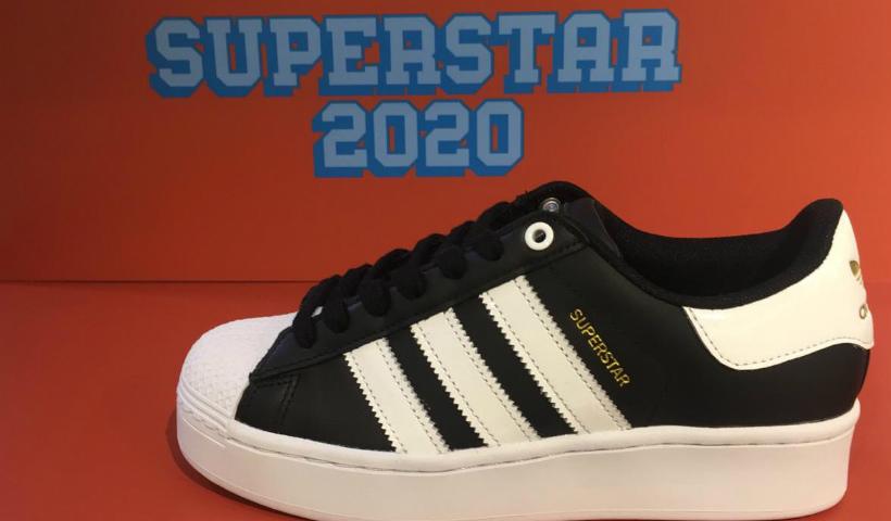 Tênis Superstar da Adidas Originals comemora 50 anos
