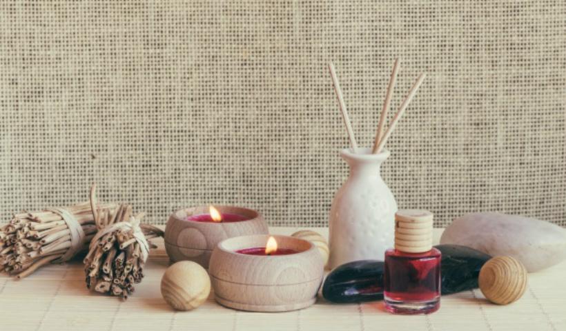 Difusores e aromatizadores para manter a casa perfumada
