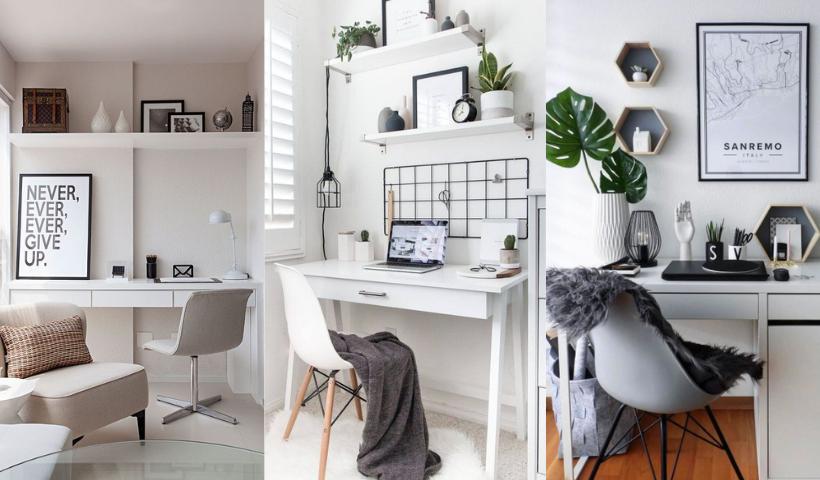 Pinterest: 10 cantinhos de home office para você se inspirar