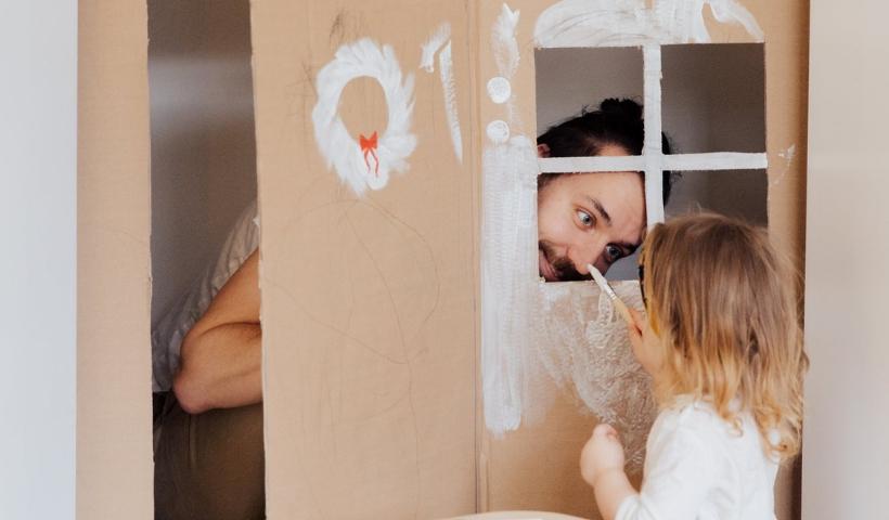 Como você faz a diferença na vida do seu filho?