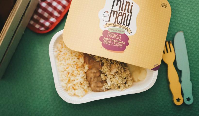 Saudável e nutritivo: Mini Menu para a criançada no RioMar Online