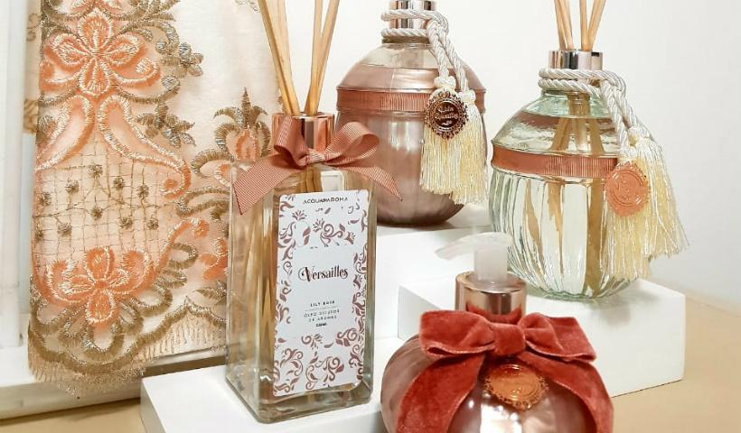 Dia das Mães: um toque especial com os produtos da Acqua Aroma