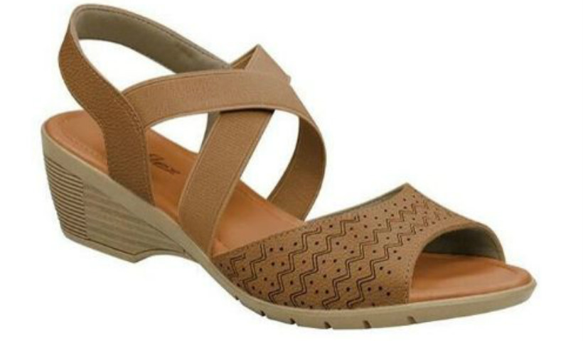 Todo o conforto dos calçados Usaflex agora no RioMar Online