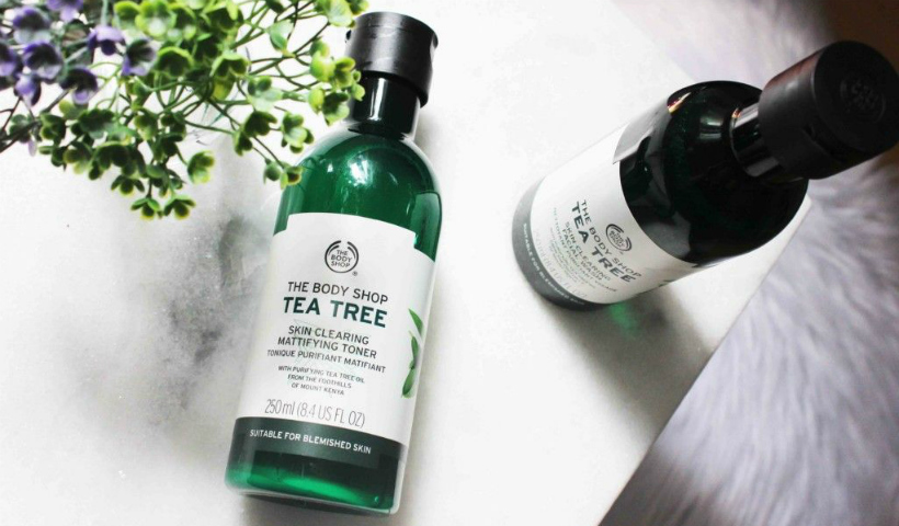 Para pele oleosa: conheça a linha Tea Tree da The Body Shop