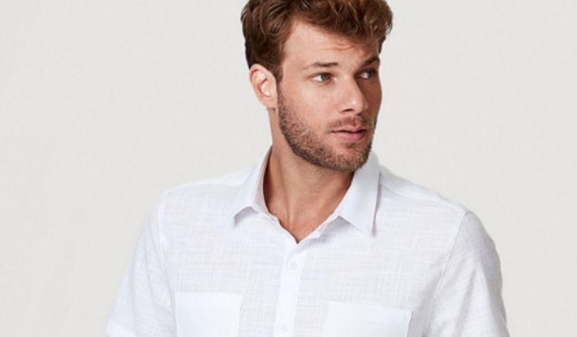 Liquida RioMar Online: moda masculina com vários descontos