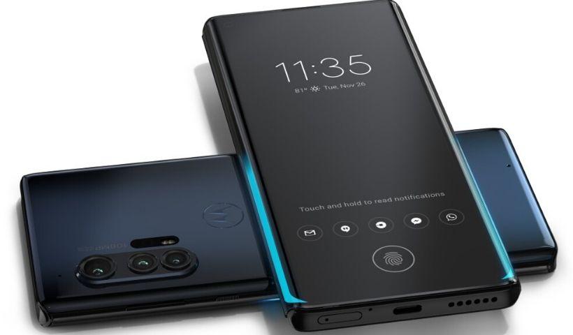 Top de linha: Motorola anuncia seu novo smartphone 'Edge'