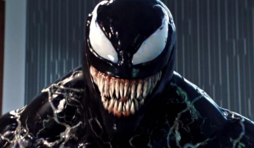 Venom: estreia adiada, nome revelado e teaser para os fãs