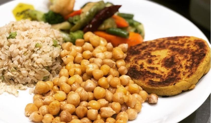 Almoço saudável? No RioMar Online é com frete grátis