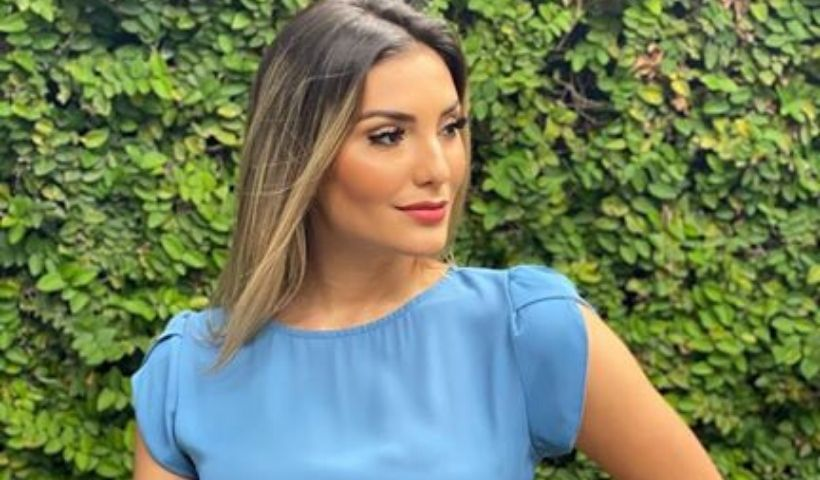 Elegância e beleza com a Cristine no RioMar Online