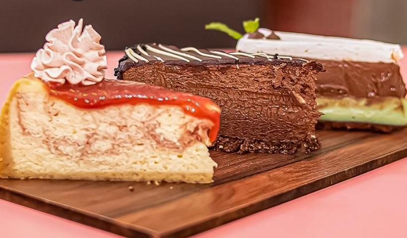 Tortas saborosas: peça a sobremesa no RioMar Online