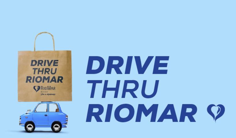 Drive thru do RioMar Recife: veja lojas participantes