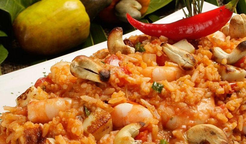 Almocinho de feriado? No RioMar Online o frete é grátis