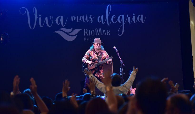 #TBT Geraldo Azevedo em show épico no RioMar