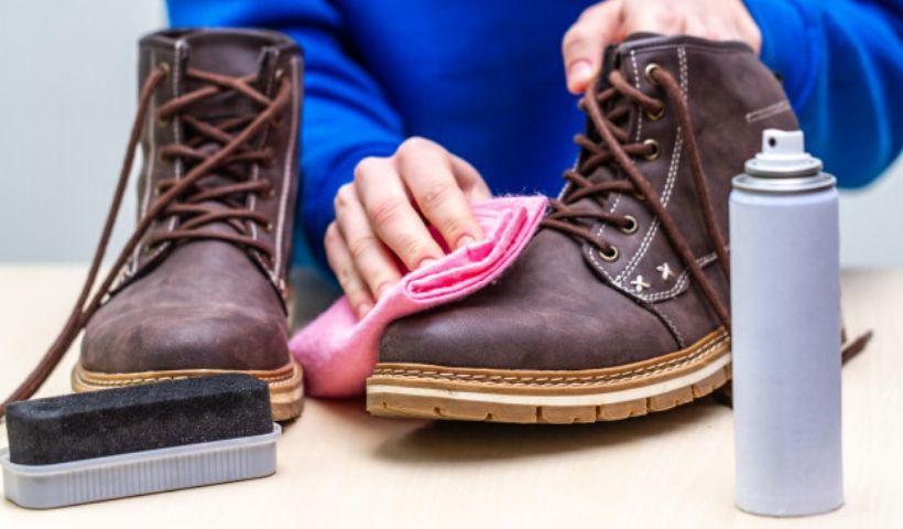 Saiba como higienizar os sapatos antes de entrar em casa