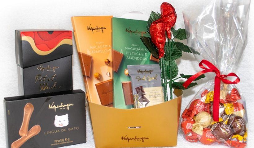 Chocolates para adoçar o Dia dos Namorados