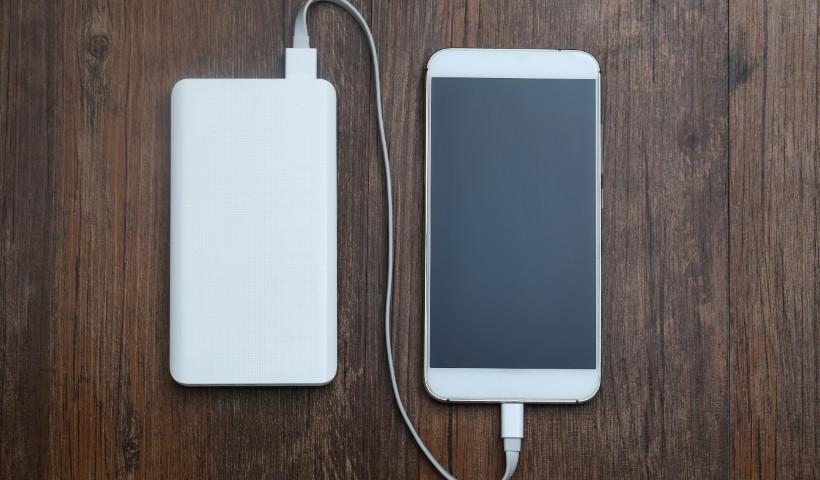 Bateria 100%? Confira os carregadores portáteis no RioMar Online