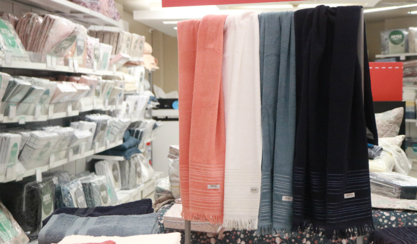 Artex destaca de toalhas a difusores de ambiente