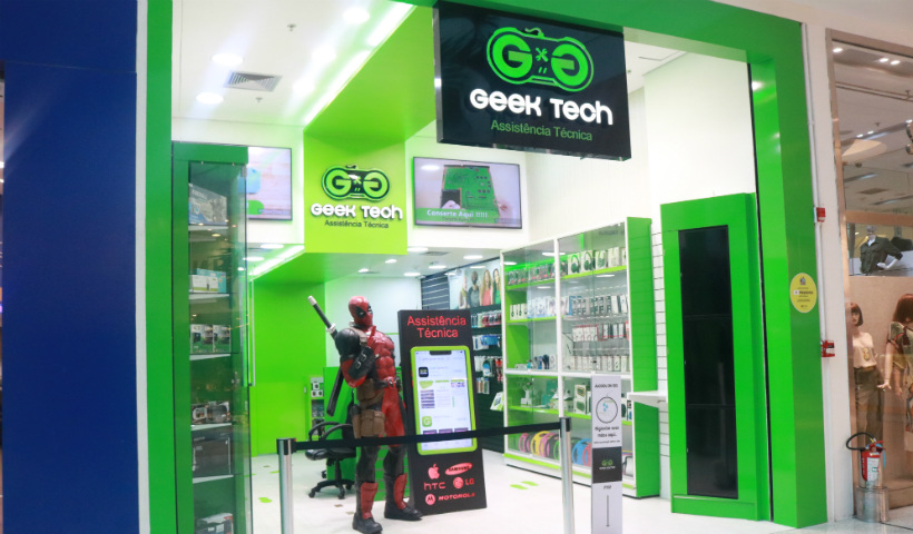 Novidade para os gamers: Geek Tech inaugura no RioMar Recife