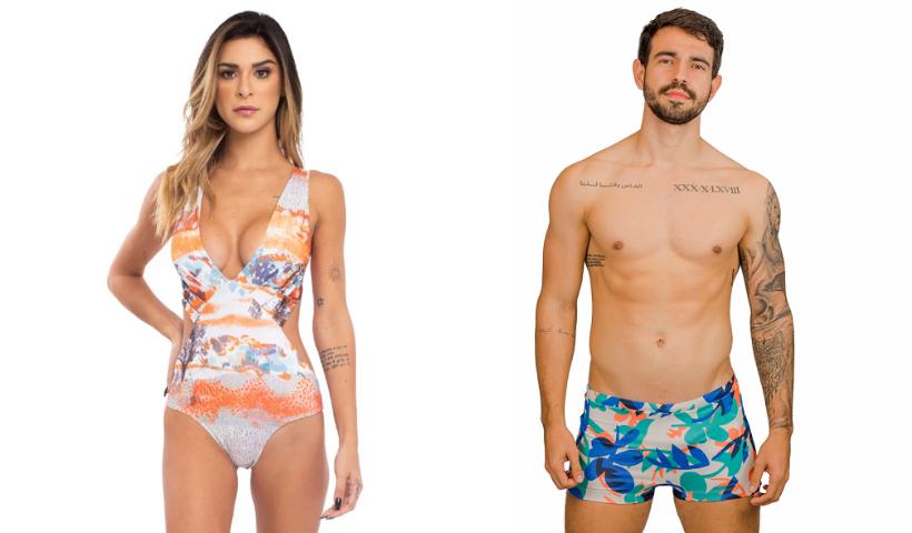 Liquida RioMar Online traz o look ideal para os dias de sol