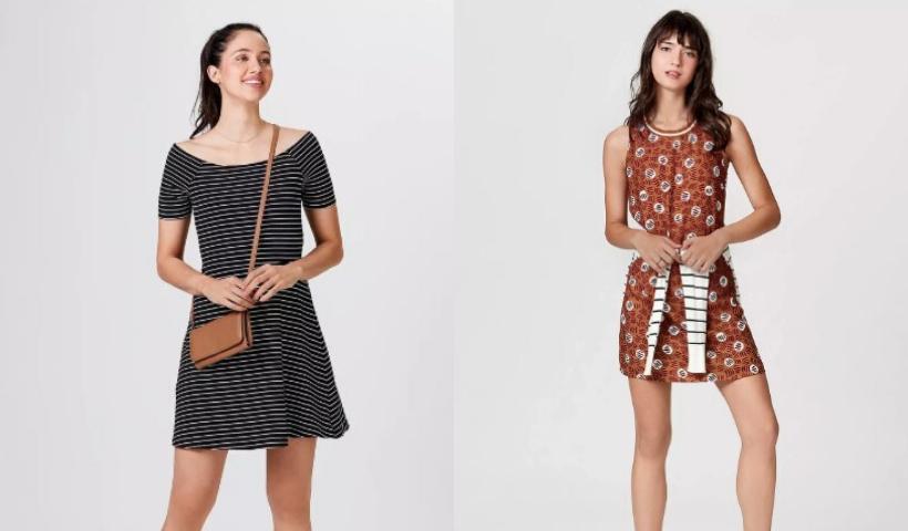 RioMar Online: opções de vestidos para todos os gostos