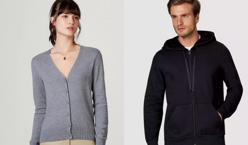 Choveu? Enfrente o frio com os casacos do RioMar Online