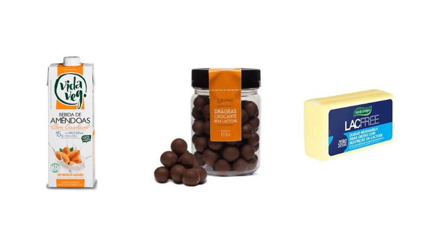 Intolerante à lactose? No RioMar Online há opções para você