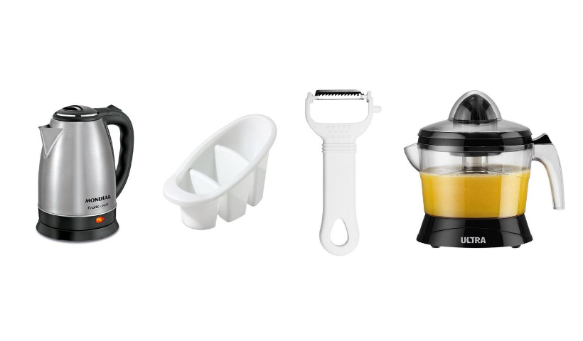 RioMar Online: itens para a cozinha com frete grátis