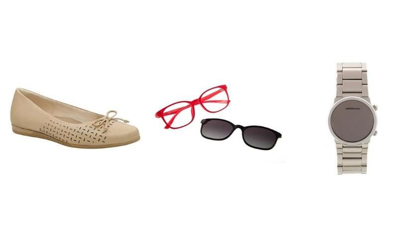 Sapatos, acessórios e preços especiais no Liquida RioMar Online