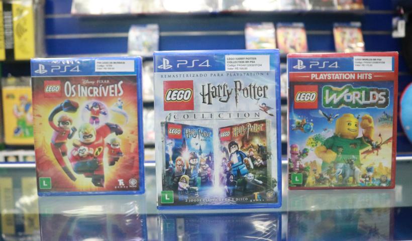 Lego: novos jogos vão de Harry Potter aos heróis Marvel