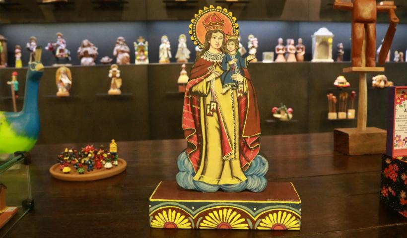 A história de Nossa Senhora do Carmo e um cordel para a santa