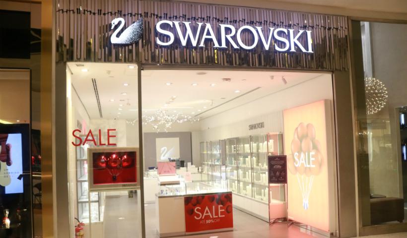 Swarovski relança clássicos em comemoração aos 125 anos da marca