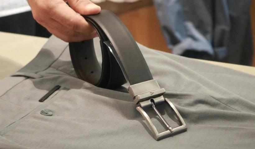 Cintos e gravatas para encher de charme o Dia dos Pais